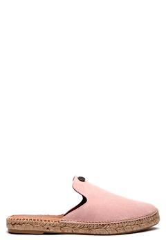 Odd Molly Espadrillo Slipper Soft Rose Bubbleroom.no