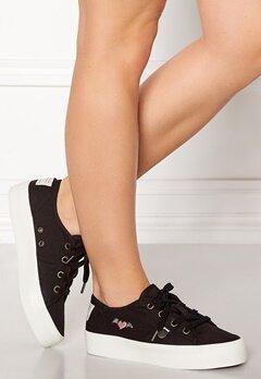 Odd Molly Pedestrian Sneaker Almost Black Bubbleroom.no