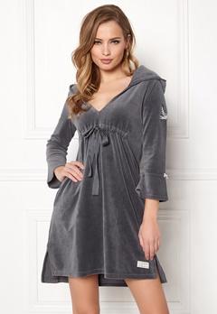 Odd Molly Recce Dress Asphalt Bubbleroom.no