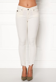Odd Molly Simplyfied Jeans Light Porcelain Bubbleroom.no