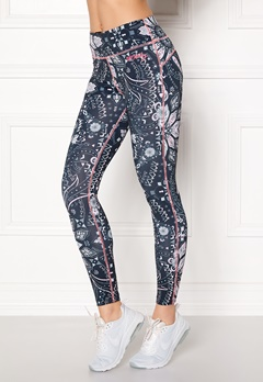 Odd Molly Sweat It Leggings Dark Navy Bubbleroom.no