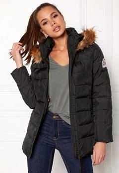 Odd Molly Winterland Jacket Almost Black Bubbleroom.no