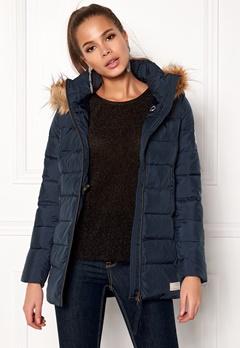 Odd Molly Winterland Jacket Dark Blue Bubbleroom.no