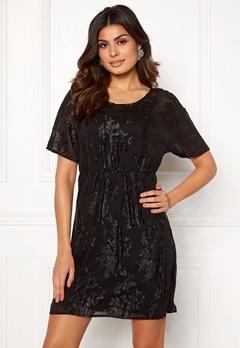 VILA Oliane 2/4 Dress Black Bubbleroom.no