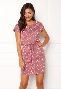 ONLY Olivia Mai Capsl Dress Mesa Rose Bubbleroom.no