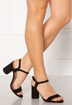 ONLY Balsa MF Heeled Sandal Black Bubbleroom.no