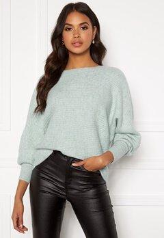 ONLY Daniella L/S Pullover Ether bubbleroom.no