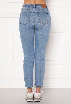 ONLY Emily Life HW ST Ankle Medium Blue Denim Bubbleroom.no