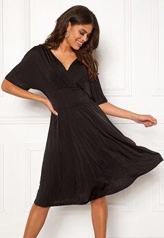 ONLY Iris S/S Dress Black Bubbleroom.no