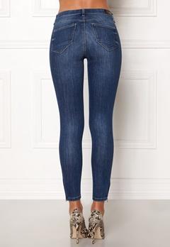 ONLY Kendell Regular Skinny Ankle Jeans Medium Blue Denim Bubbleroom.no