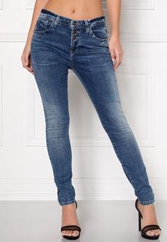 ONLY Liberty Antifit Jeans Medium Blue Denim Bubbleroom.no