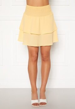 ONLY Mariana Myrina Layered Skirt Pineapple Slice Bubbleroom.no