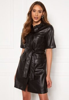 ONLY Maylee-Mada Faux Dress Black Bubbleroom.no