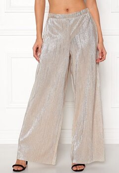 ONLY Melissa Metallic Wide Leg Pumice Stone Bubbleroom.no