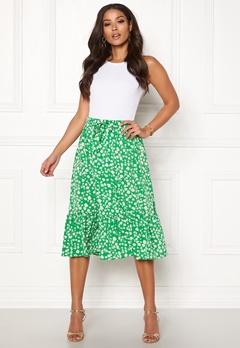 ONLY Nadja Skirt Simply Green Bubbleroom.no