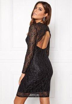 ONLY New Lisa L/S Dress Black Bubbleroom.no