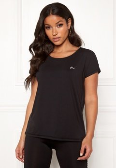 ONLY PLAY Aubree Loose Training Tee Black Bubbleroom.no