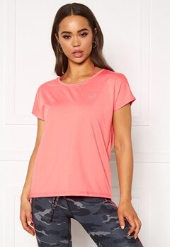 ONLY PLAY Aubree Loose Training Tee Strawberry Pink Bubbleroom.no
