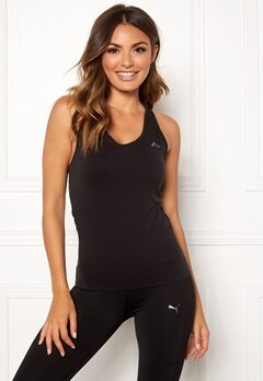 ONLY PLAY Christina Seamless Top Black Bubbleroom.no