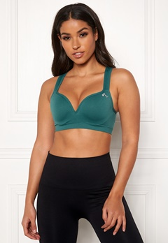 ONLY PLAY Martine Seamless Bra Shaded Spruce Bubbleroom.no