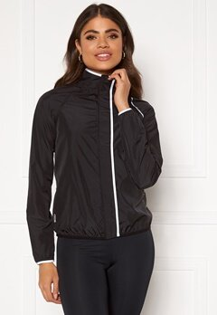 ONLY PLAY Performance Run Jacket Black Bubbleroom.no
