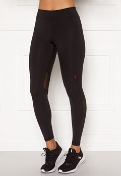 ONLY PLAY Performance Run Tights Black Bubbleroom.no