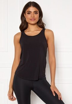 ONLY PLAY Performance Training SL Top Black Bubbleroom.no