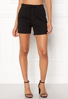 ONLY Poptrash Easy Shorts Black Bubbleroom.no