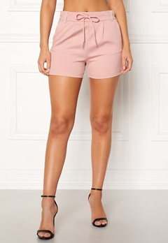ONLY Poptrash Easy Shorts Pale Mauve Bubbleroom.no