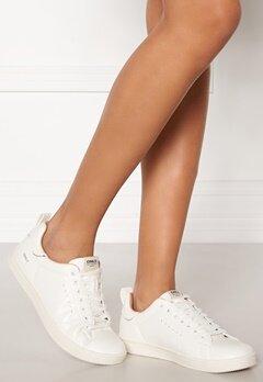 ONLY Shilo Pu Sneaker White Bubbleroom.no