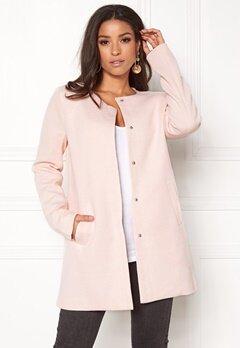 ONLY Sidney Light Coat Rose Quartz Bubbleroom.no