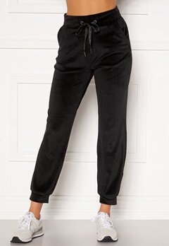 ONLY Tammy Velour Pant JRS Black Bubbleroom.no