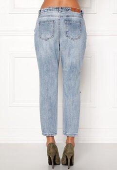 ONLY Tonni Jeans Light Blue Denim Bubbleroom.no