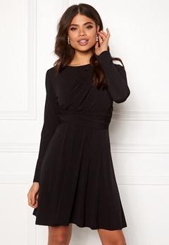 ONLY Xenia L/S Dress Black Bubbleroom.no