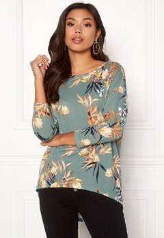 ONLY Elcos 4/5 Top Chinois Green Bubbleroom.no