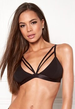 OW Intimates Emma Bra Black Bubbleroom.no