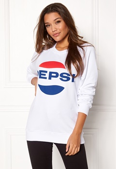 Pepsi Sweet Pepsi Crew White Bubbleroom.no