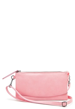 Pieces Bregan Cross Body Candy Pink Bubbleroom.no