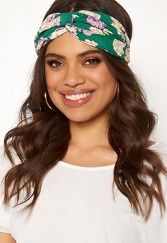 Pieces Cora Hairband Simply Green Bubbleroom.no