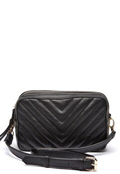 Pieces Gitana Leather Crossbody Black Bubbleroom.no