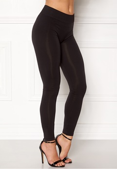 Pieces London Leggings Black Bubbleroom.no
