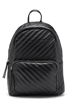 Pieces Malou Backpack Black Bubbleroom.no