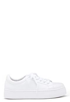 Pieces Monet Sneaker White Bubbleroom.no