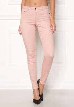 Pieces Push-Up Iotto MW Jeans Evening Sand Bubbleroom.no