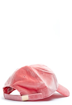 Pieces Romina Velvet Cap Ash Rose Bubbleroom.no