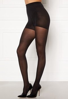 Pieces Shaper 20 den Tights Black Bubbleroom.no