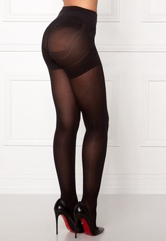 Pieces Shaper 40 denier tights Black Bubbleroom.no