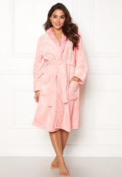 PJ. Salvage Luxe Plush Robes Blush Bubbleroom.no