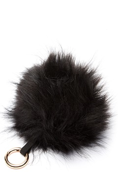 ROCKANDBLUE Pom Pom Charm Faux Fur 8990 Black/Gold Bubbleroom.no