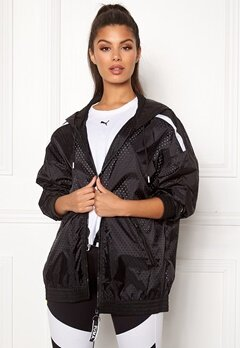 PUMA Chase Jacket 001 Black Bubbleroom.no